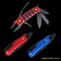 Multi-tools With Anodized Aluminium Handle