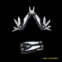 Mini Multi-tools With Anodized Aluminium Handle