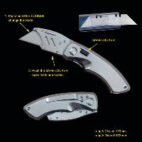 Top High Quality Quick Changeable Blade Knife