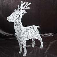 21 inches Deer Decoration