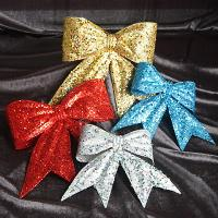 8 inches Ribbon Ornament
