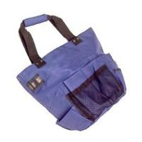 34 Pocket Round Tool Bag Size: diameter: 34-1/2 inches height: 13-1/2 inches