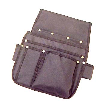PVC Padded Nail & Vinyl Tool Pouch