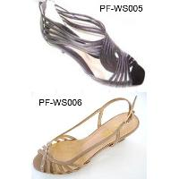 Ladies High And Medium Heel Sandals