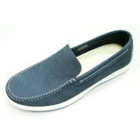 Casual Simple No Pattern Slip-on Comfortable Woman's Loafer Shoes, 75455