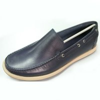 Black Casual Simple No Pattern Slip-on Comfortable Woman's Loafer Shoes