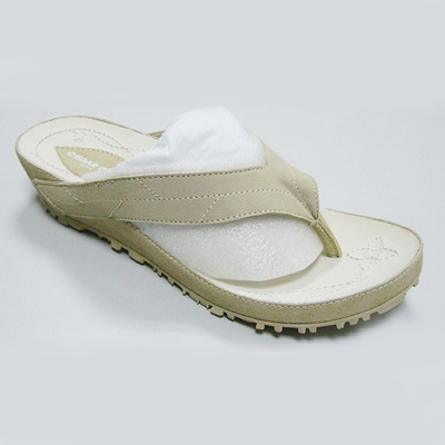 Leather Thong Summer Casual Woman's Sandal