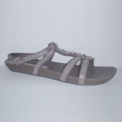 Leather Strap w/ Buckle Summer Comfortable Woman' Sandal