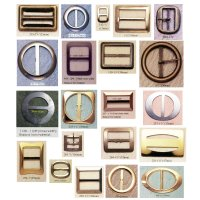 Belt Buckle & Center Bar