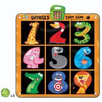 Animals Dart Game Playmat