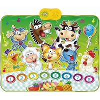 ANIMALS' PARTY PLAYMAT