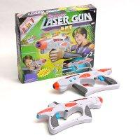 2 in 1 Infrared Super Laser Gun Set (Twinset), SLW889
