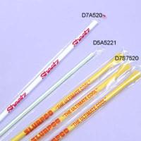 Paper Wrapped Drinking Straw