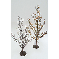 24 inches Pearl Berry Table Tree
