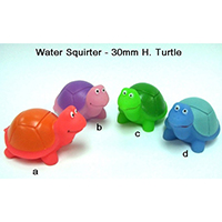 Squirt Toy - Turtle.