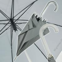 Polyester automatic aluminium shaft stick umbrella