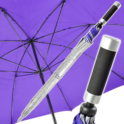 Jumbo size windproof golf umbrella
