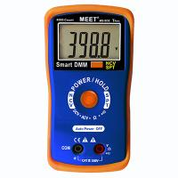 Smart TRMS 4000 Count Digital Multimeter, Fully Auto Range, Single Button Operation, NCV and SPT