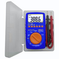 Pocket Size TRMS 6000 Count Digital Multimeter with Capacitor and Frequency Measurement