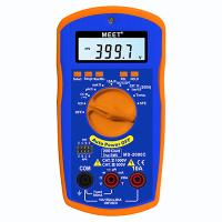 TRMS 2000 Count Digital Multimeter with Transistor Check and Temperature Measurement