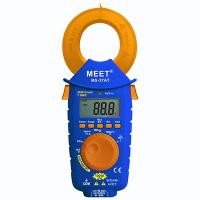 Slim Pocket Size 2000 Count TRMS Clamp Meter with Temperature Measurement