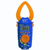 Slim Pocket 6000 Count TRMS Clamp Meter with NCF and Temperature Measurement