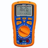 Wireless Connectivity True RMS Digital Multimeter Detector w/ Temp Measurement (DMMD + NCVD + NCCD)