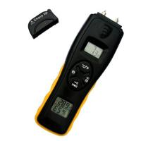 Moisture Meter with Hygrometer