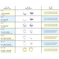 Cloth-Cover Buttons Mould