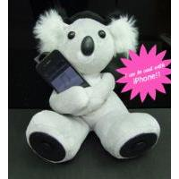 Cute Animal Plush speaker (Bear)