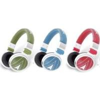 Soft Touch Trendy Headphone