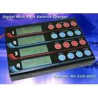 Digital Balance Charger & Discharger,Lipo,NiCd/NiMH,Li-Fe (4 independent output)--4 x 50W