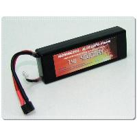 Sell 7.4V 4000mAh, Lipo battery