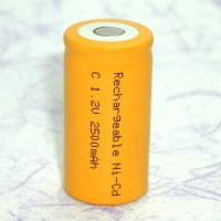Sell Nickel Cadmium Rechargeable Batteries