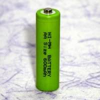 Sell Nickel Metal Hydride Rechargeable Batteries