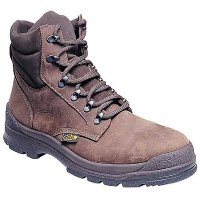 inchesSOLEMATE inches Nubuck safety boot