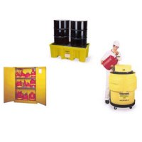 Spill Containment and Safety Storage