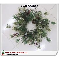 18 inches Mixed Montana Christmas Pine Wreath