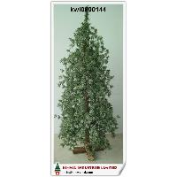 150cm Frosted Pvc Whispering Alpine Tree