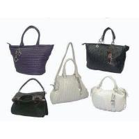Purple / Black / Grey / White 5 pcs Ladies' Fashion Tote Bags