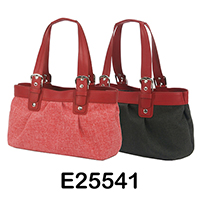 PU Handbag with Fashionable Design