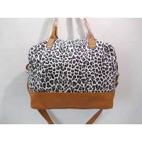 Printed Canvas Double handles Bag