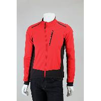 Mens Cycling Softshell Jacket