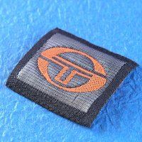 Mesh Woven Label