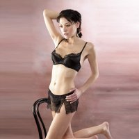 Padded Bra (4581) Brief (4589)