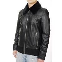 N-1 Deck Leather Jacket