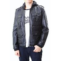 Photographer Leather Jacket