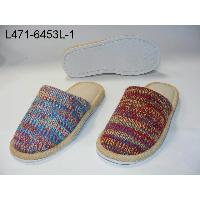 Ladies Indoor Slippers, L471-6453L-1