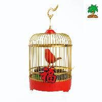 Lucky Birdcage for Chinese New Years
