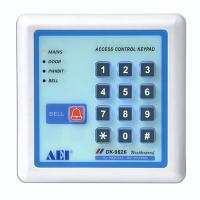 WEATHERPROOF, BACK-LIT SINGLE RELAY OUTPUT DIGITAL ACCESS CONTROL KEYPAD